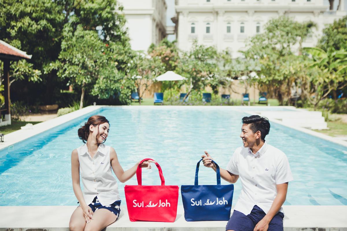 カンボジア ファッションブランド「SuiJoh」インターンシップ10日間